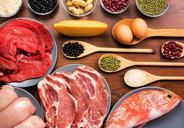 chế độ dinh dưỡng cho gymer