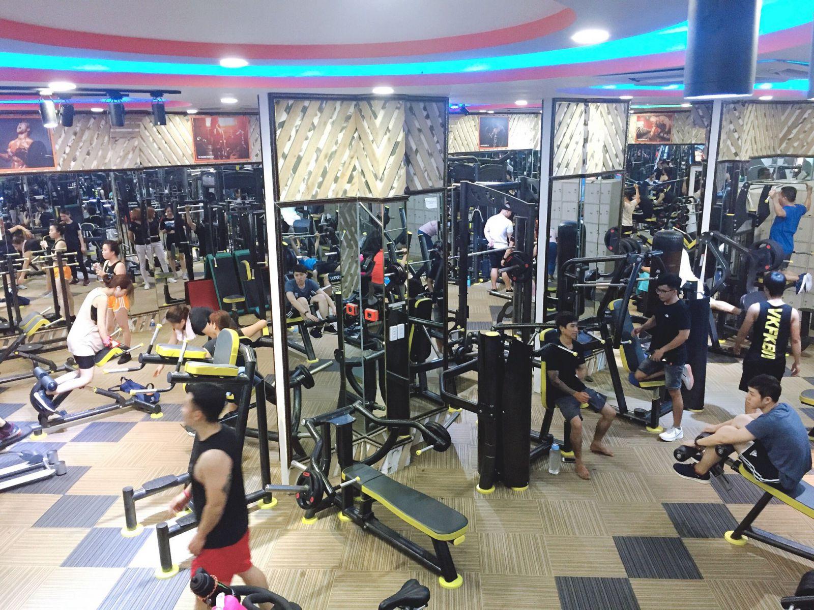 Gym HLV